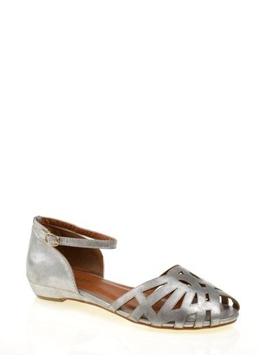Casa Rossi Ayakkabı Gümüş